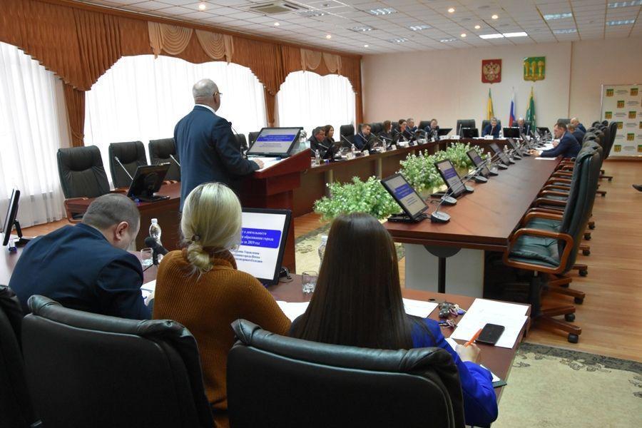 Стартовал февральский цикл заседаний постоянных комиссий городской Думы
